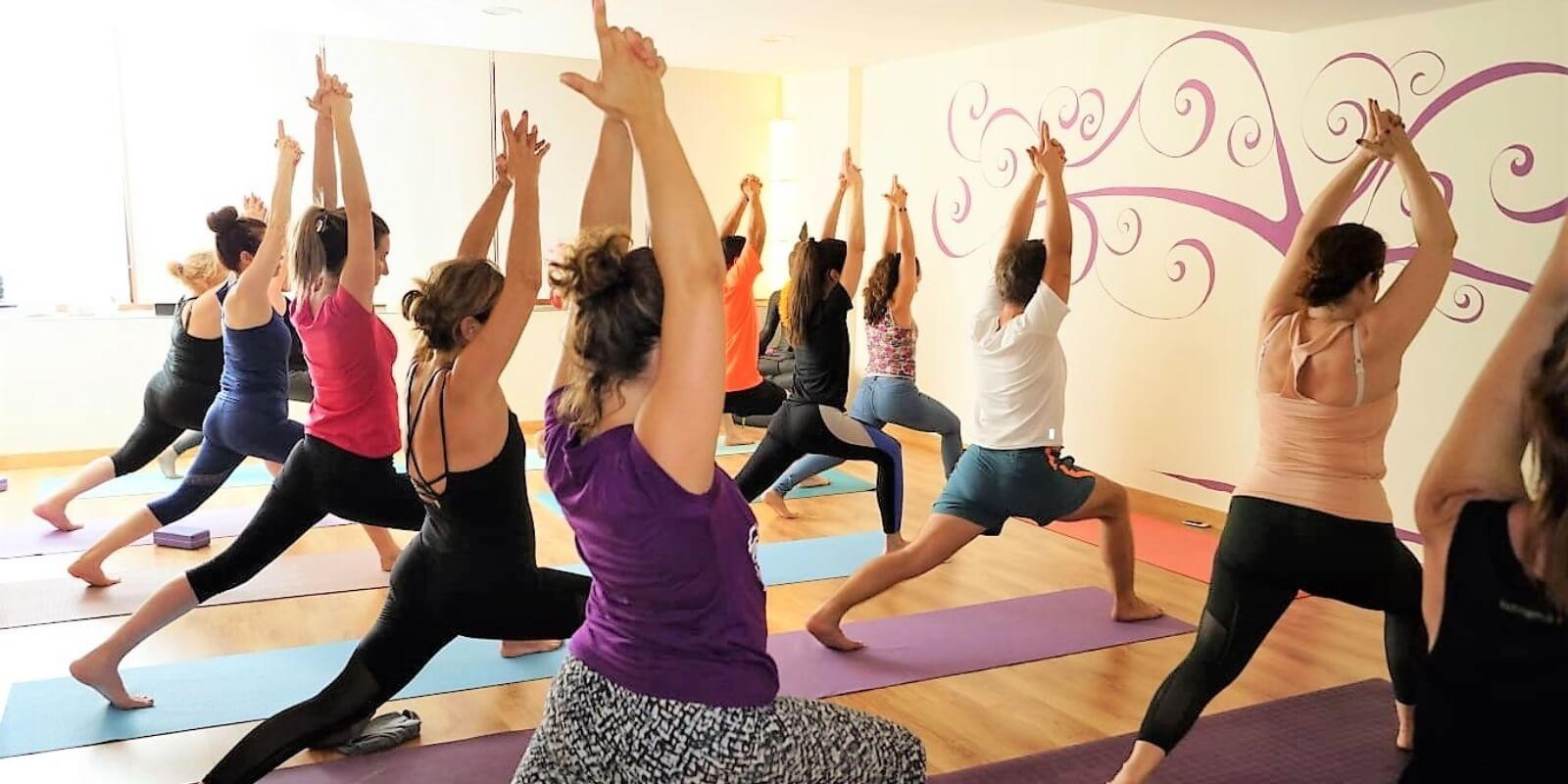 Especialistas en Yoga